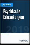 Studie: Psychische Erkrankungen