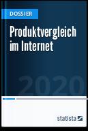 Produktvergleich im Internet