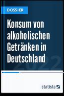 Konsum von alkoholischen Getränken in Deutschland