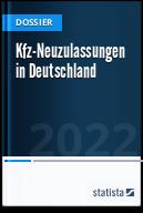 Kfz-Neuzulassungen in Deutschland
