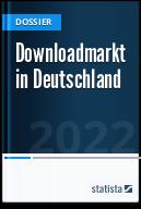 Downloadmarkt in Deutschland