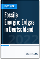 Fossile Energie: Erdgas in Deutschland
