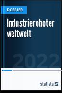 Industrieroboter weltweit