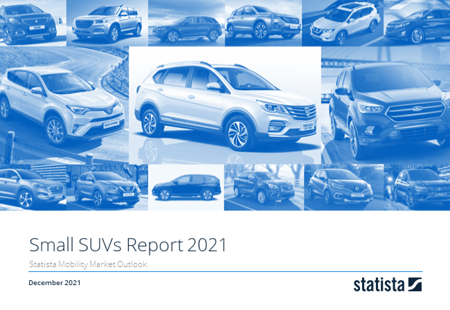 Passenger Cars Report 2017 - Small SUVs