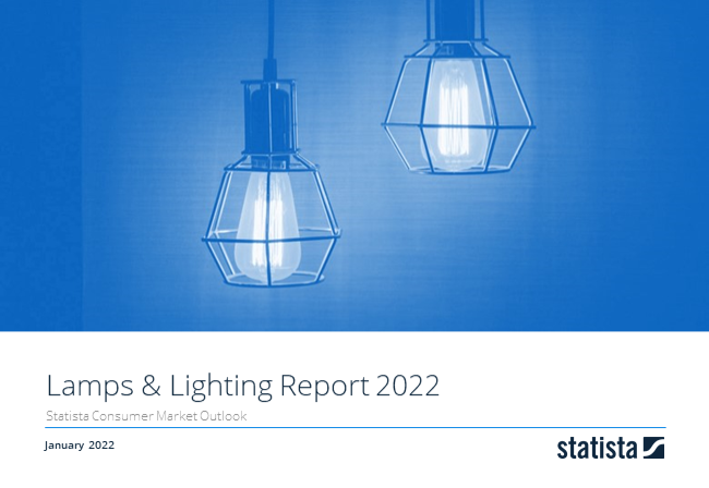 Furniture Report 2020 - Lamps and Lighting