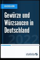 Gewürze und Würzsaucen in Deutschland