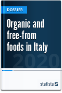 Organic and free-from foods in Italy