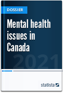 Mental health issues in Canada