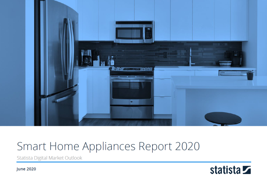 Smart Home Report 2020 - Smart Haushaltsgeräte