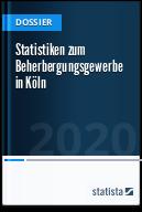 Beherbergungsgewerbe in Köln