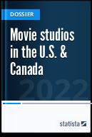 Movie studios in the U.S.