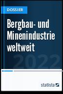 Bergbau- und Minenindustrie weltweit