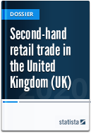 Second-hand retail trade in the United Kingdom (UK)