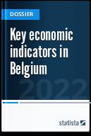 Key economic indicators in Belgium