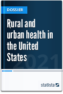 Rural and urban health in the U.S.