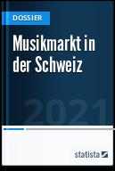 Musikmarkt in der Schweiz