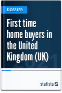 First time home buyers in the United Kingdom (UK)