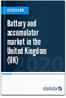 Battery and accumulator market in the United Kingdom (UK)