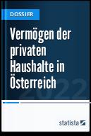 Vermögen der privaten Haushalte in Österreich