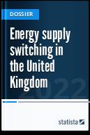 Energy supply switching in the United Kingdom (UK)