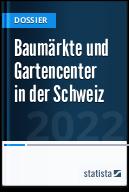 Baumärkte und Gartencenter in der Schweiz