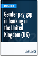 Gender pay gap in banking in the United Kingdom (UK)