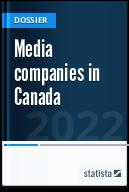 Media companies in Canada