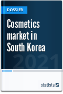 Cosmetics market in South Korea