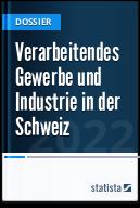 Verarbeitendes Gewerbe und Industrie in der Schweiz