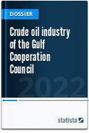 Crude oil industry of the Gulf Cooperation Council