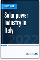 Solar photovoltaic industry in Italy