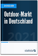 Outdoor-Markt in Deutschland
