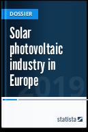 Solar power industry in Europe