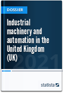 Industrial machinery and automation in the United Kingdom (UK)