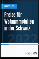 Preise für Wohnimmobilien in der Schweiz