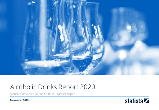 Alcoholic Drinks Report - 2019