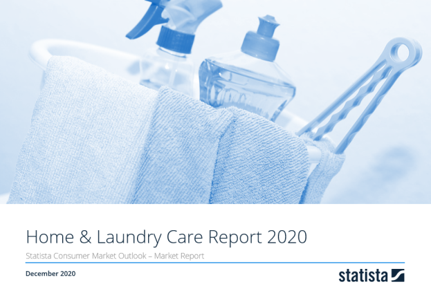 Home and Laundry Care Report - 2019