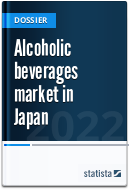 Alcoholic beverages industry in Japan