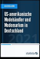 US-amerikanische Modehändler und Modemarken in Deutschland