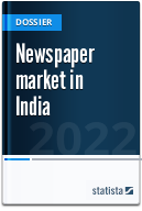 Newspaper industry in India