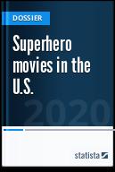 Superhero movies in the U.S.