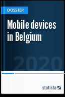 Mobile devices in Belgium