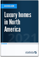 Luxury residential real estate in North America