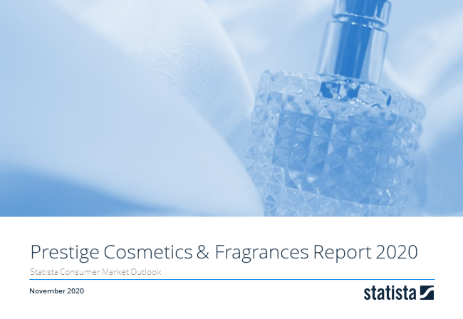 Luxury Report 2018 – Prestige Cosmetics & Fragrances