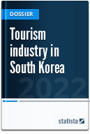 Travel and tourism industry in South Korea