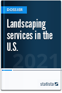 Landscaping services in the U.S.