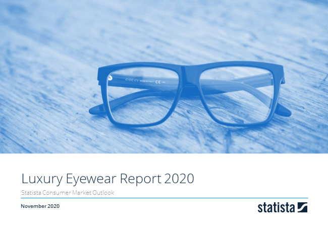 Luxury Eyewear Report 2020