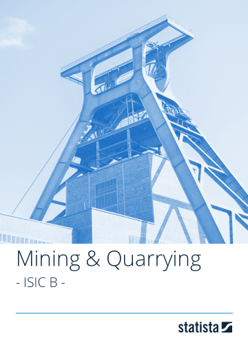 Mining & Quarrying – global 2018