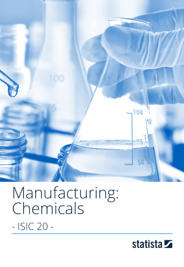 Manufacturing: Chemicals – global 2018