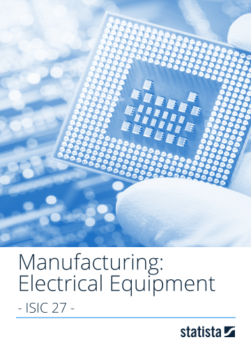 Manufacturing: Electrical Equipment – global 2018